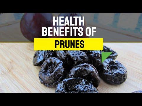 Top 9 Health  Benefits Of Prunes