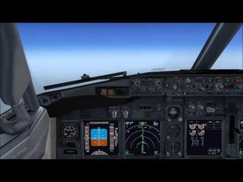 PMDG 737NGX from Frankfurt EDDF to Rotterdam EHRD during 2 vatsim ...