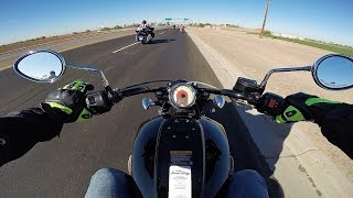 3. 2016 Indian Scout Sixty - Test Ride Review