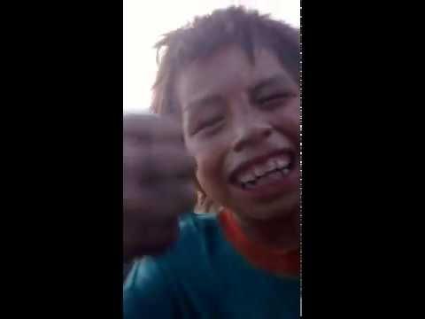 Indios em Bom Jesus da Vitória - MG