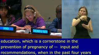 Marcela Ballara's Intervention at HLPF 2019: http://webtv.un.org