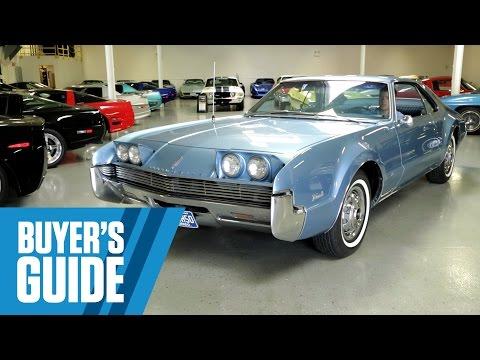 Oldsmobile Toronado   Buyer's Guide