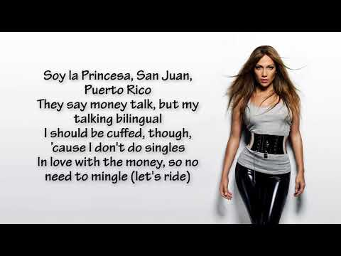Jennifer Lopez - Dinero ( Lyrics ) Ft. DJ Khaled, Cardi B