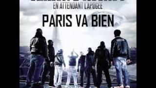 """Sexion D'Assaut - Paris va bien [Extrait Nouvel Album """"En attendant l'apogée""""]"""