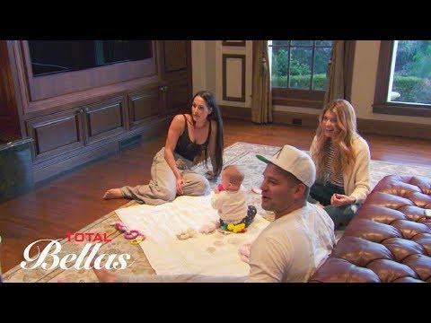 The Bella Family support Nikki during her breakup with John Cena: Total Bellas Bonus, June 3, 2018