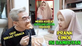 Video PRANK PACAR : CIMOL ISI RAMBUTAN (LANGSUNG KUALAT 😂) MP3, 3GP, MP4, WEBM, AVI, FLV April 2019
