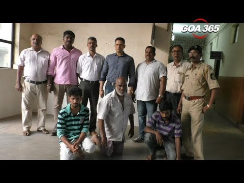 Goa 365 - Another prostitution racket busted at Khareband