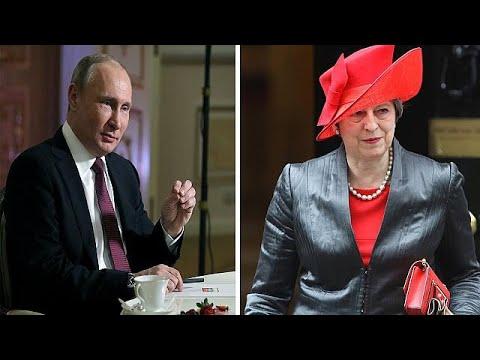 Βρετανία – Ρωσία: Ψυχροπολεμικό κλίμα λόγω Σκρίπαλ