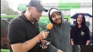 SMASH OR PASS MET BEKENDE NEDERLANDERS!! - SUPERGAANDE FESTIVAL INTERVIEW (APPELSAP)