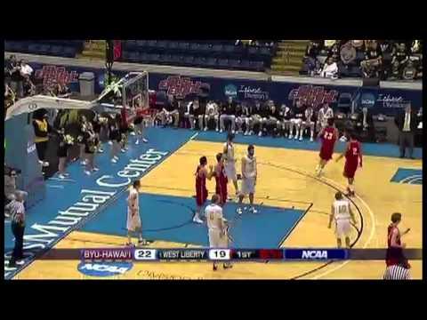 Jet Chang - 2011 NCAA II Championship