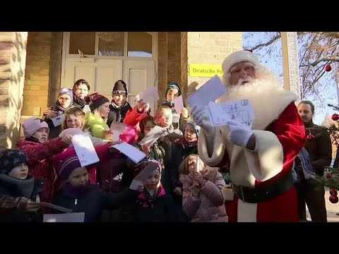 Himmelpfort: Weihnachstpostfiliale feiert 35. Jubiläu ...