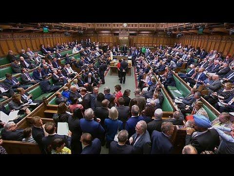 Βρετανική τροπολογία μπλοκάρει πιθανά σχέδια για brexit χωρίς συμφωνία…