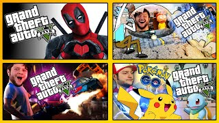 My Favorite GTA V Mods!