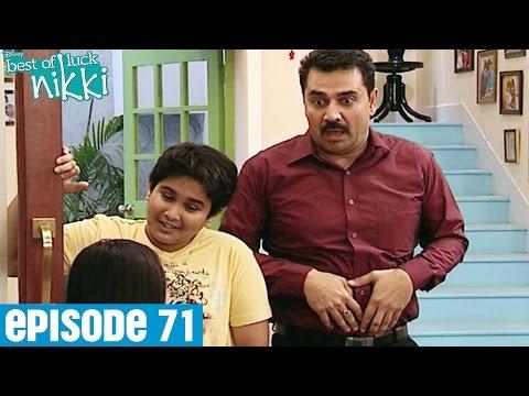 Best Of Luck Nikki | Season 3 Episode 71 | Disney India Official