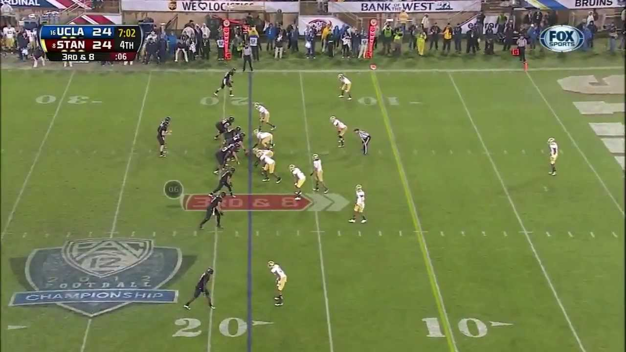 Anthony Barr vs Stanford (2012)