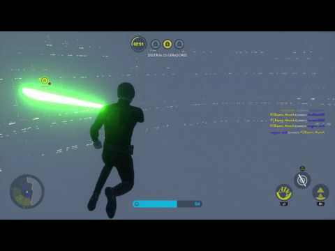 STAR WARS™ Battlefront™_Glicht na câmara de carbonita em Bespin