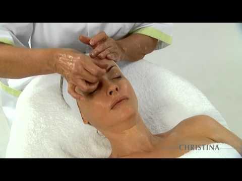 Biostimulation Facial & Neck Massage - Christina Kosmetika