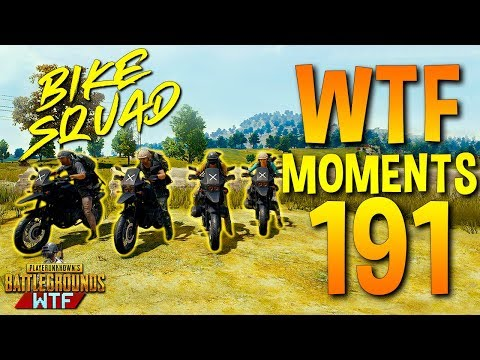 PUBG Funny WTF Moments Highlights Ep 191 (playerunknown's battlegrounds Plays) (видео)