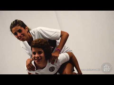 Producción de fotos de Fútbol Femenino