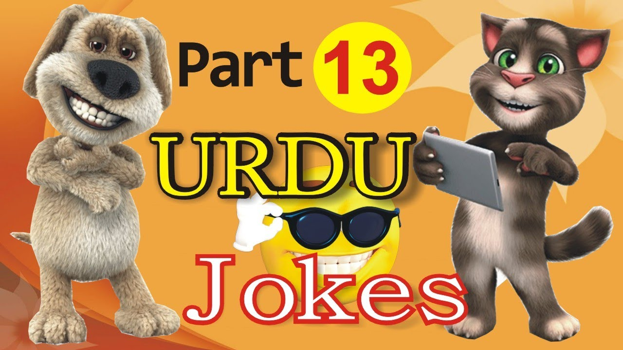 Funny Jokes  Hindi Urdu Talking Tom & Ben News |  Episode 13
