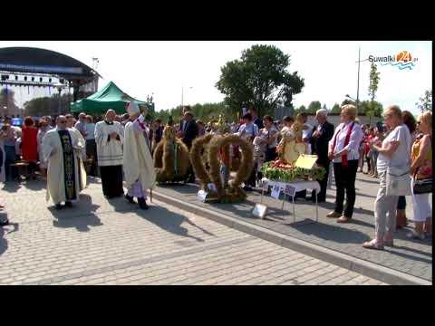 Pomimo suszy, nie traćcie nadziei. Biskup ełcki do rolników w Gołdapi