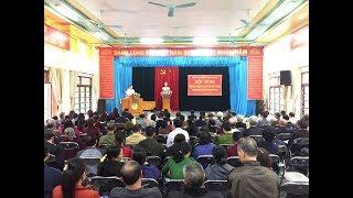 Đảng bộ phường Trưng Vương: Triển khai học tập và làm theo tư tưởng, đạo đức, phong cách Hồ Chí Minh năm 2019