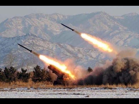 North Korea puts rocket units on alert to attack US - Coreia do Norte Pronta Para Atacar os EUA