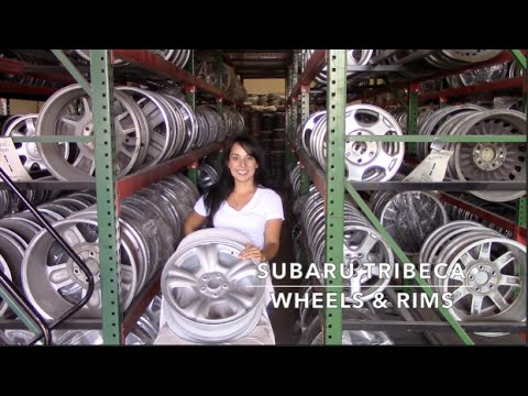 Factory Original Subaru Tribeca Rims & OEM Subaru Tribeca Wheels – OriginalWheel.com