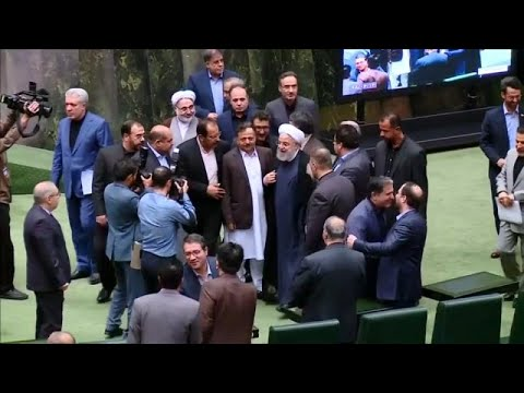 Το Ιράν πιέζει την Ευρώπη