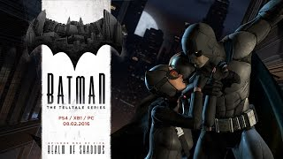 BATMAN The Telltale Series - OFFICIAL TRAILER