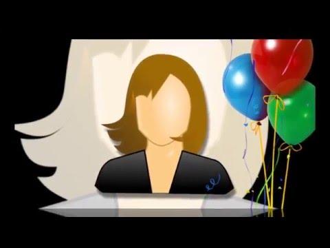 Imagens de feliz aniversário - Ouvir Telemensagens de Aniversário Romantico com Imagens na Voz Feminina
