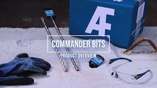 SDS-Plus Commander Bits | Product Overview