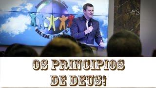 Os  Princípios de Deus – Pr Marcel Belotto