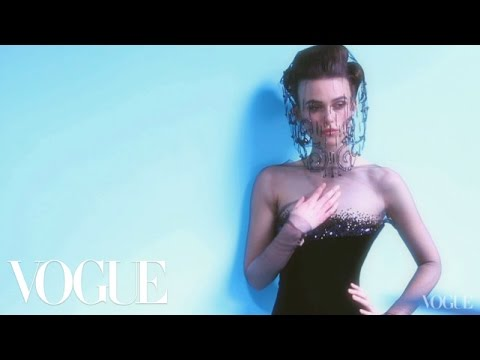 Keira Knightley's October 2012 Vogue Cover Shoot