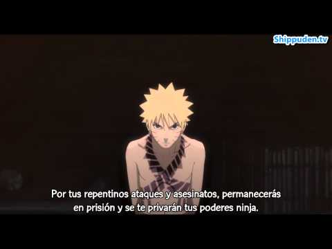 Naruto Shippuden Prision De Sangre Sub Espanol