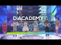 Highlight D'Academy 4 - Konser Wildcard Group 1