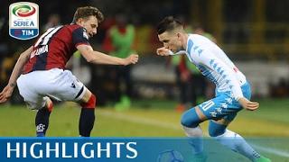 Video Bologna - Napoli 1-7 - Highlights - Giornata 23 - Serie A TIM 2016/17 MP3, 3GP, MP4, WEBM, AVI, FLV Agustus 2018