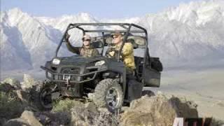 5. ATV Television Sneak-Peak - 2009 Polaris Ranger