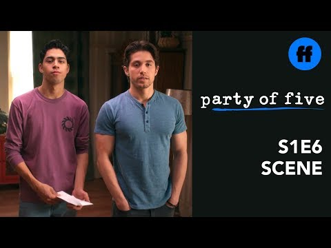 Party of Five Season 1, Episode 6   Emilio And Beto Sell The Pool Table   Freeform