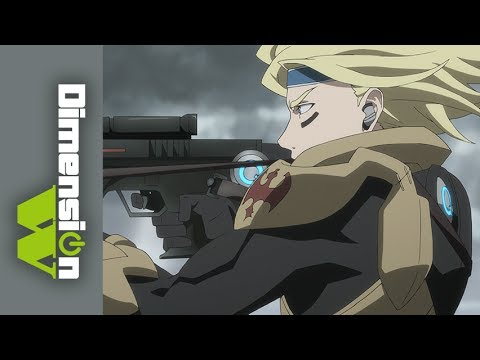 Download Dimension W - Official Clip - Kyoma Storms the Beach HD Mp4 3GP Video and MP3