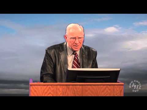 prophecy - In this segment Chuck Missler discusses a strange prophecy. This segment comes from the