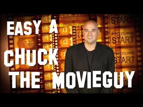 chuck the movieguy - Chuck the Movieguy reviews the movie Easy A starring Emma Stone.