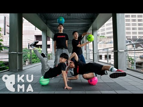 freestyle - Mix amazing freestyle basketball skills and hip-hop style street dancing and you get Taiwan based freestyle basketball crew H.Double C Subscribe! https://www.youtube.com/user/kumakumafilms...
