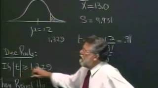 Lecture 41 Math 134 Elementary Statistics
