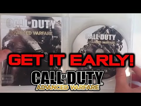 Duty - How To Get Advanced Warfare Early - Can we get 2000 Likes? Advanced Warfare Zombies - http://youtu.be/Auzod1pC7Sc Subscribe Here ▻ http://bit.ly/GreenGoblinHD Follow my Twitter ...