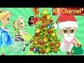 Download Lagu ÔNG GIÀ NOEL TẶNG QUÀ BẤT NGỜ CHO BÚP BÊ KN Channel | Đồ chơi trẻ em Mp3 Free