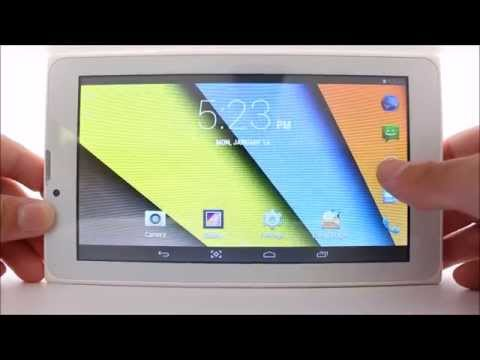 Indigi A76 7-Inch Android Factory Unlocked GSM Phablet