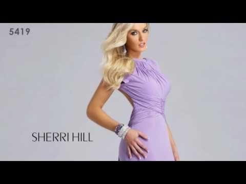 Коллекция Sherri Hill 2011