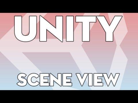 Unity Tutorials - Essentials 01 - Scene Panel - Unity3DStudent.com