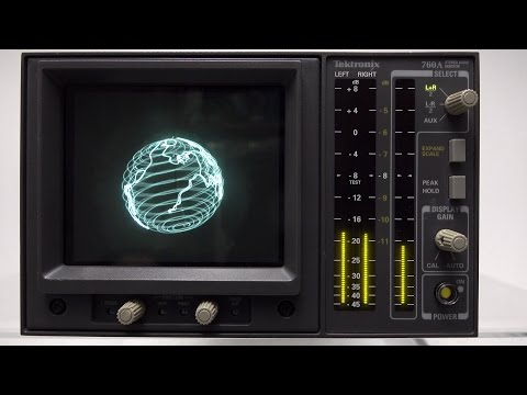 Replace Your Sound System with an Oscilloscope